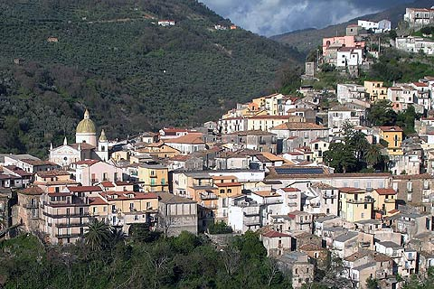 Photo of Nocera Terinese (Calabria region)