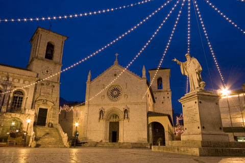 Photo of Norcia (Umbria region)