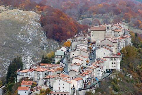Photo de Opi (Abruzzo region)