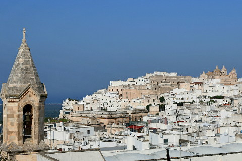 Photo de Ostuni (Puglia region)