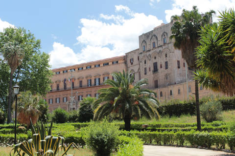 Photo of Palermo Royal Palace