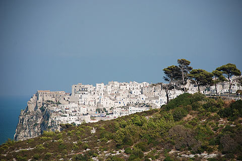 Photo of Peschici (Puglia region)
