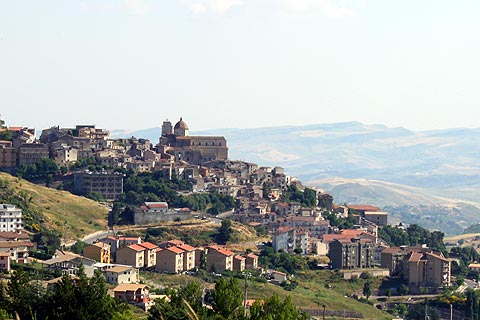 Photo of Petralia (Sicily region)