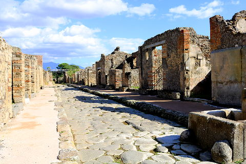 Photo of Pompeii (Campania region)