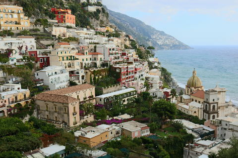 Photo of Positano (Campania region)