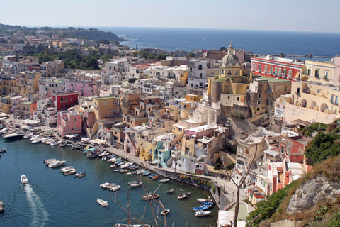 Photo of Procida (Campania region)