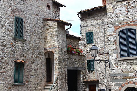 Photo of Radda in Chianti (Tuscany region)