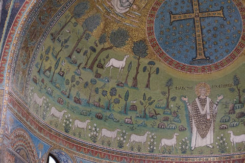 Photo of Basilica of Sant'Apollinare in Classe in Ravenna
