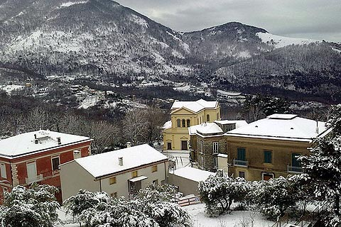 Photo of Rivello (Basilicata region)