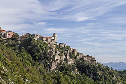Photo de Rocchetta al Volturno (Molise region)