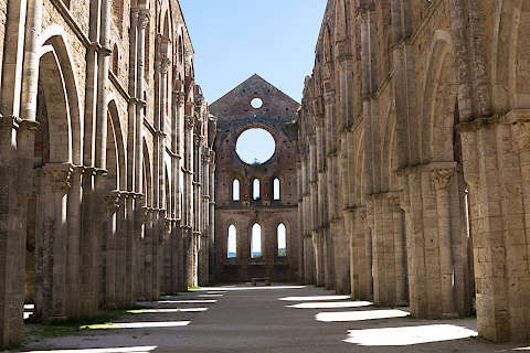 Photo of Abbey of San Galgano