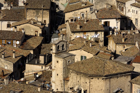 Photo of Scanno (Abruzzo region)