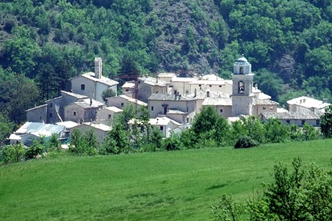 Photo of Sellano (Umbria region)
