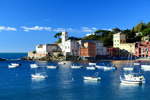 Photo of Sestri Levante (Liguria region)
