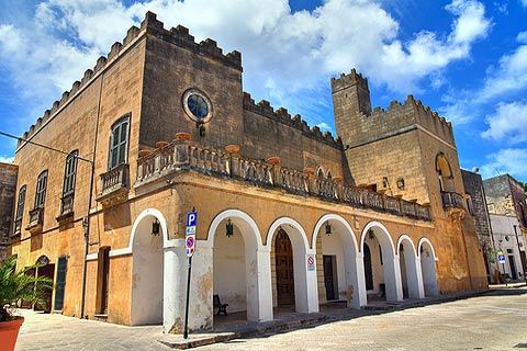 Photo of Specchia (Puglia region)