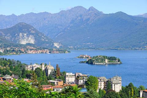 Stresa and the Borromean Islands