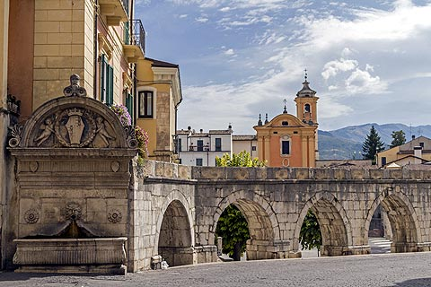 Photo of Sulmona (Abruzzo region)