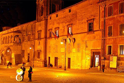 Photo of Tarquinia (Rome - Lazio region)