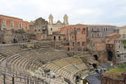 Ancient Theater in Catania