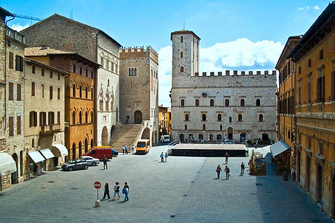 Photo of Todi (Umbria region)