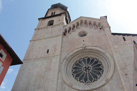 Photo of Trento Cathedral (Trentino-Alto Adige region)