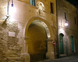 medieval arch