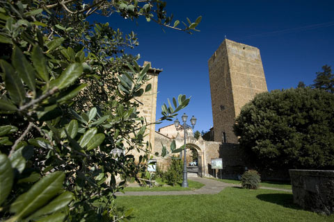 Photo of Tuscania (Rome - Lazio region)