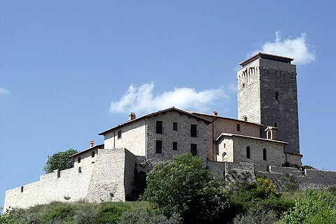 Photo of Valtopina (Umbria region)