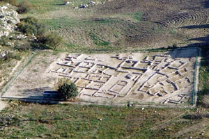 archaeological site of Vasallaggi