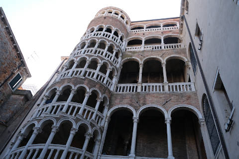 Photo de Scala Contarini del Bovolo, Venice