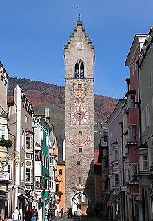Tower in Vipiteno