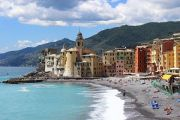 beach-in-camogli