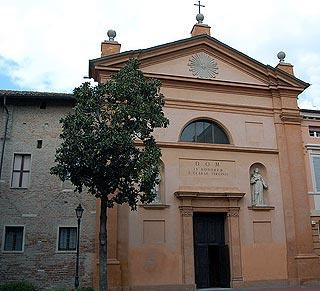 Church of Santa Chiara