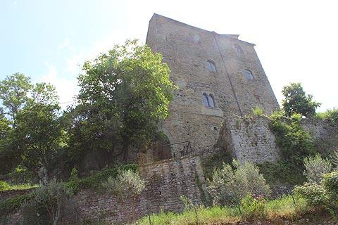 castle in Castel San Niccolo