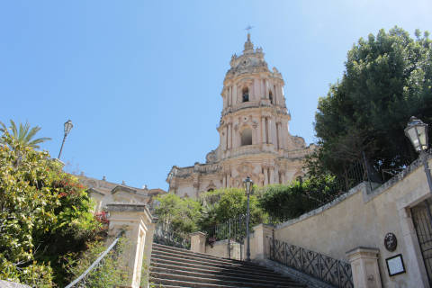 Church Saint Giorgio, Modica