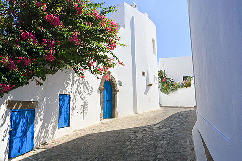 house in Panarea