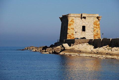 Trapani Ligny Tower
